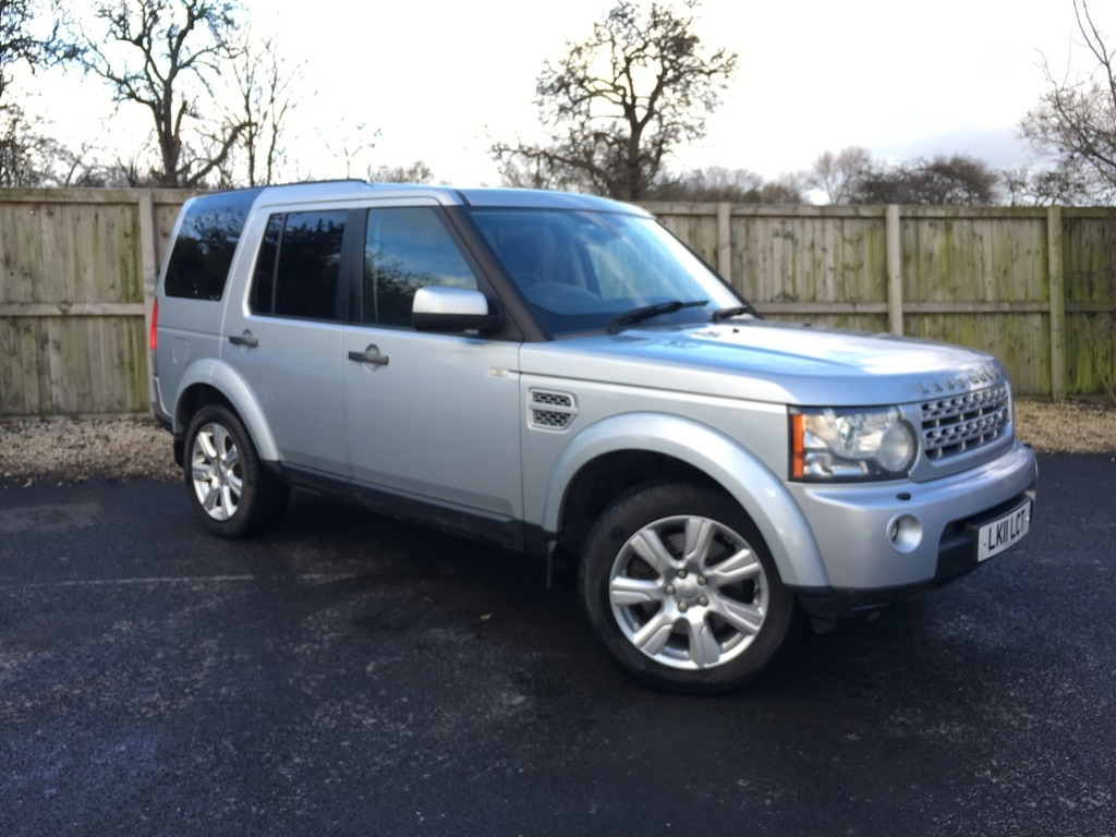 Land Rover Discovery 4 Repairs - K Motors Ltd